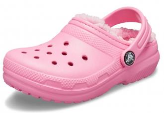 Imagem - Crocs Infantil Classic Lined Clog 203506