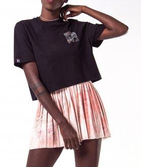 Imagem - Camiseta Cropped Fila Logo Heritage Ls180823.160