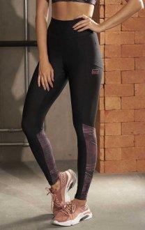 Imagem - Legging Recorte Estampado Colcci 002.57.01021