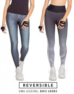Imagem - Legging Live Jeans Reversible Motion 83679