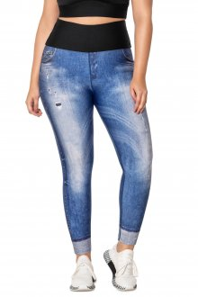 Legging Live Jeans Original 83500 - Plus Size
