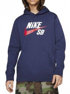 Moletom Nike SB Icon Skateboarding Aj9733-410