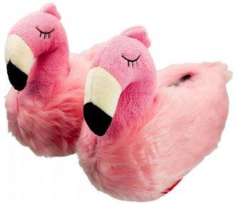 Imagem - Pantufa Ricsen Flamingo 3D 118379