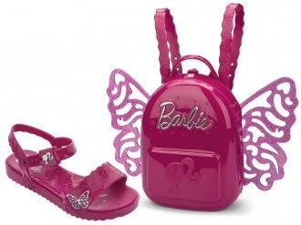 Imagem - Sandalia Grendene Barbie Butterfly 22370