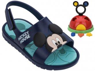 Sandalia Grendene Mickey e Minnie Diversao 21996