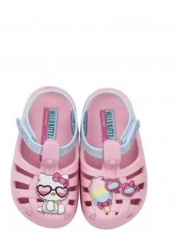 Imagem - Sandalia Hello Kitty Summer Baby 21880