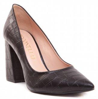 Imagem - Sapato Cecconello Croco 1450001