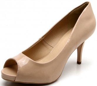 Sapato Peep Toe Facinelli 41603