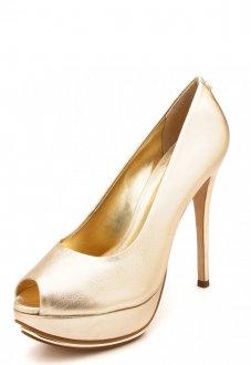 Sapato Jorge Bischoff J30022008 Metalizado