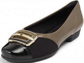 Sapato Piccadilly Bicolor 251050