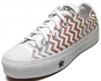 Tenis Platform Chuck Taylor All Star Ct13260001