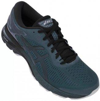 Calçados - Asics - Masculino - Material   Sintético - Outlet ... 2c371e782780b