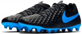 Imagem - Chuteira Campo Nike Legend 8 Club FG/MG At6107-004