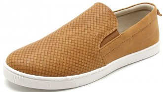 Tenis Slip On Mooncity Texturizado 52034