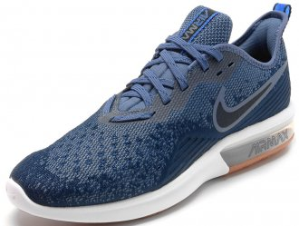 Tenis Nike Air Max Sequent 4 Ao4485 400