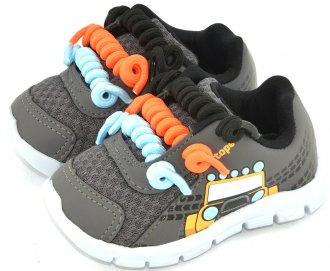 Tenis Ortope Divertidos Jr Toin Oin Oin 22800002