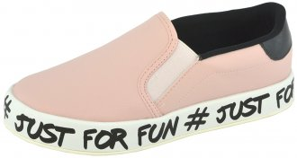 Tenis Slip On Tweenie Mix 505005