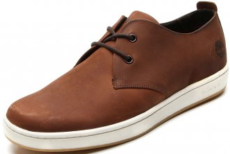 Imagem - Tenis Timberland Plain Toe Leather OX 6mtbbz10cs85000