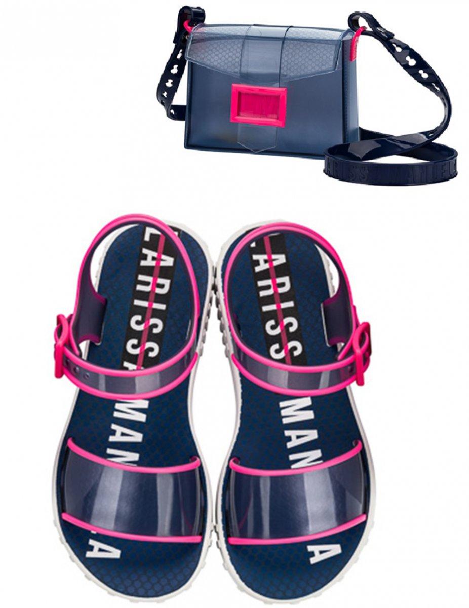 8843908590 Sandalia Larissa Manoela Fashion Bag 21897