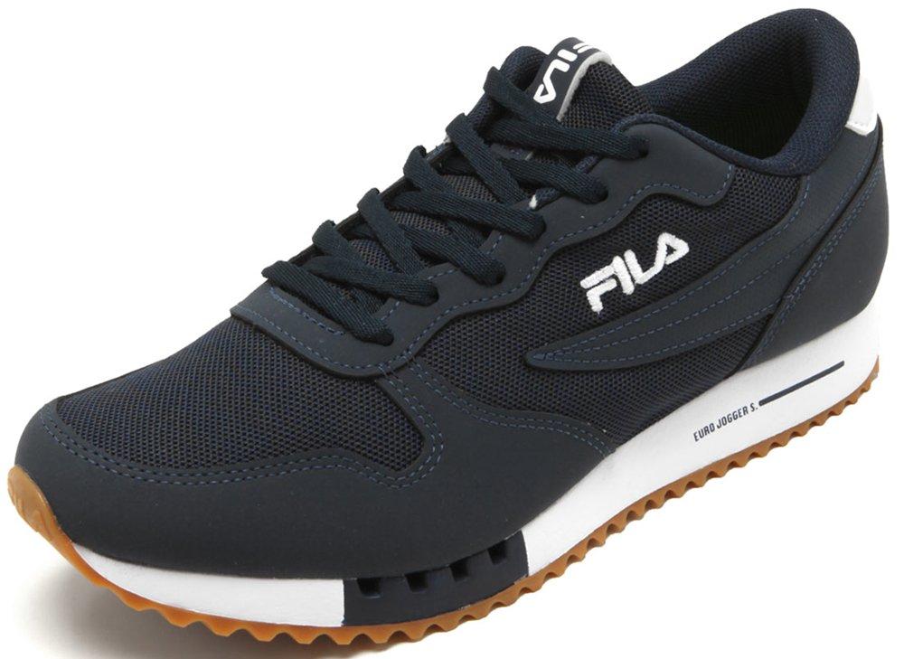 afb1c0ce933f0 Tenis Fila Euro Jogger Sport 11u335x