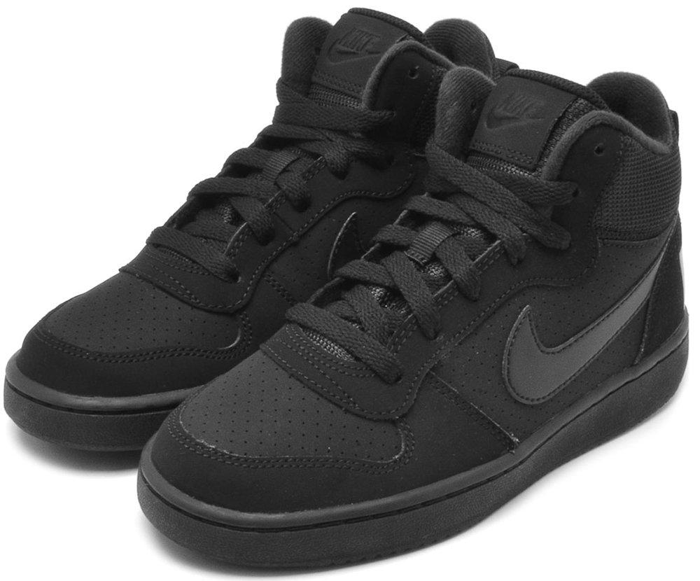9c123727692 Tenis Nike Court Borough Mid (GS) 839977-001