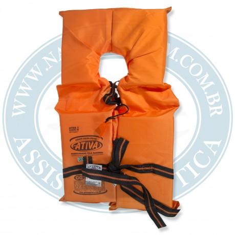 COLETE ATIVA 3 CLASSE III MOD CANGA GG (ACIMA DE 110KG)