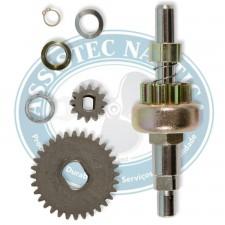 Kit De Engrenagem Do Motor De Arranque 115 até 300 Etec