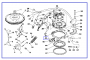 CAME DO ACELERADOR ANTIGO 9.9 E 15 HPS 3
