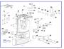 COXIM FRONTAL INFERIOR 40 - 60 HP 2