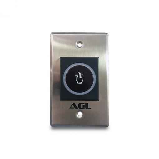 Acionador Botoeira Infravermelho AGL 12 Volts