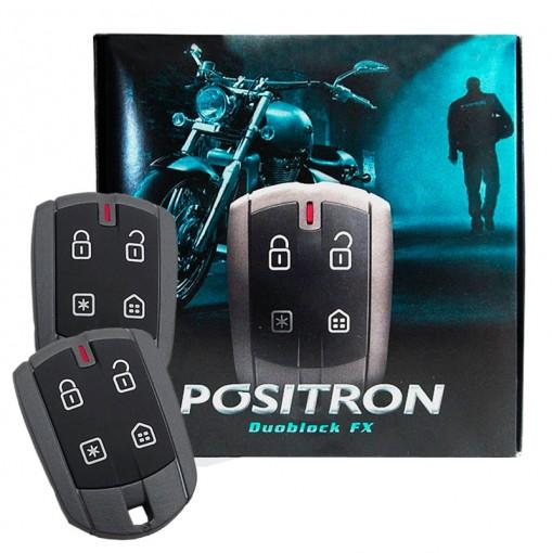 Alarme Automotivo para Motos Pósitron Duoblock Fx G6 UNIVERSAL