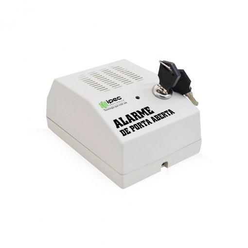 Alarme de Porta Aberta com indicação sonora e saída auxiliar IPEC