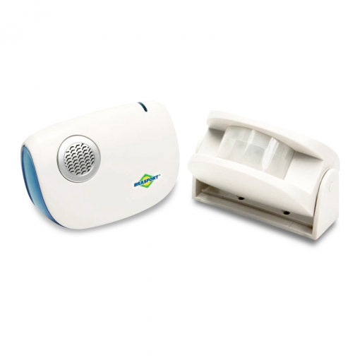 Alarme e Anunciador de Presença com Sensor Infravermelho - Brasfort