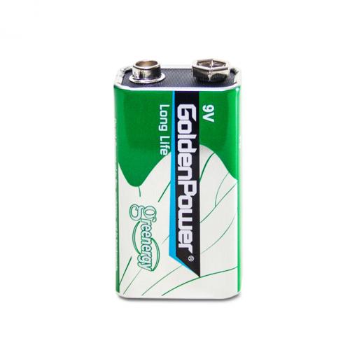 Bateria 9 Volts Extra Heavy Duty