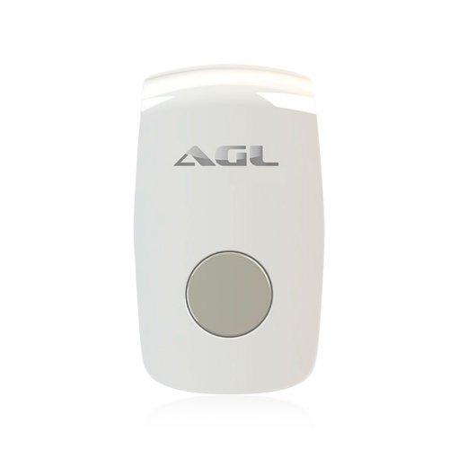 Botoeira AGL 12 Volts Com Fio Para Fechaduras Elétricas