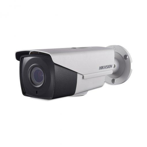 Câmera Bullet Turbo HD 3.0 Infravermelho Lente Varifocal 2.8-12mm DS-2CE16C2T-VFIR3 Hikvision