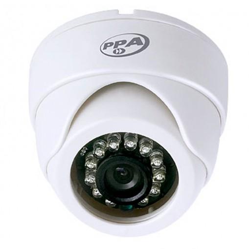 Câmera de Segurança Infravermelho DOME 20 metros externa PPA 760 Linhas CCD 3,6mm