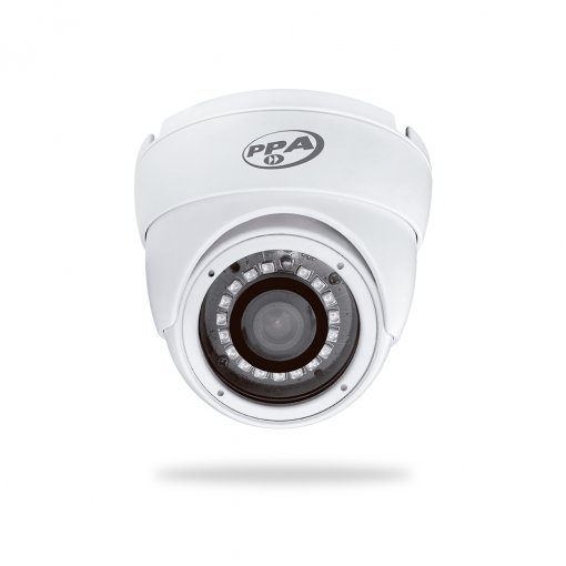 Câmera Dome IR Externa AHD-M 720p 2,8mm C1209001 PPA