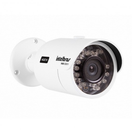 Câmera Infravermelho de Segurança VHD 3020 BULLET 3,6MM - Intelbras