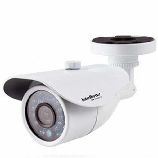 Câmera Infravermelho de Segurança VM S3020 IR BULLET 2,8MM - Intelbras