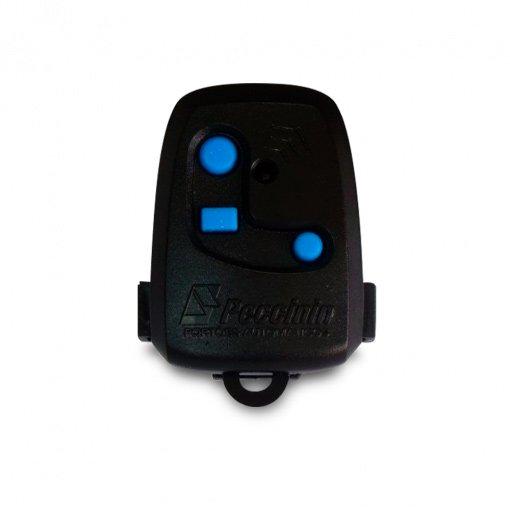 Controle Remoto Para Motor de Portão Peccinin 433MHz Rolling Code TX 3C