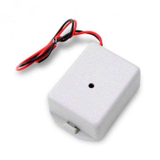 Controle Remoto para Portão Eletrônico no Farol do Carro Tx Car Bopo