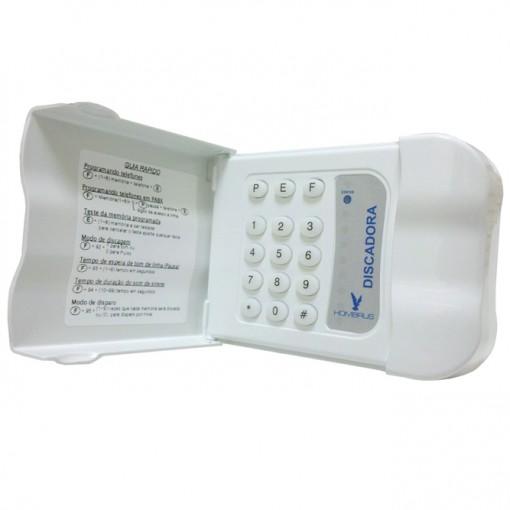 Discadora Para Alarme e Cerca Elétrica Hombrus