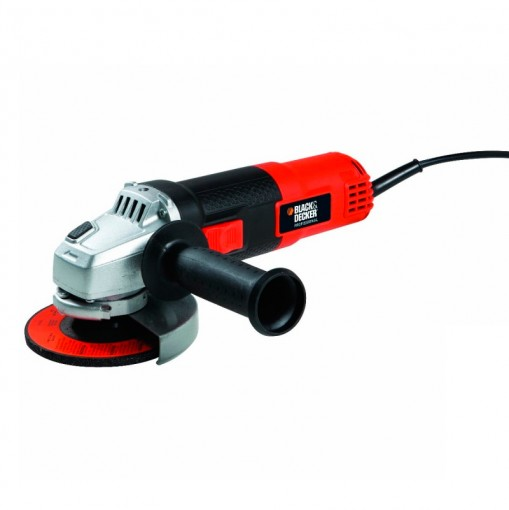 Esmerilhadeira angular de 4-1/2 Black&Decker 127V 60Hz G720