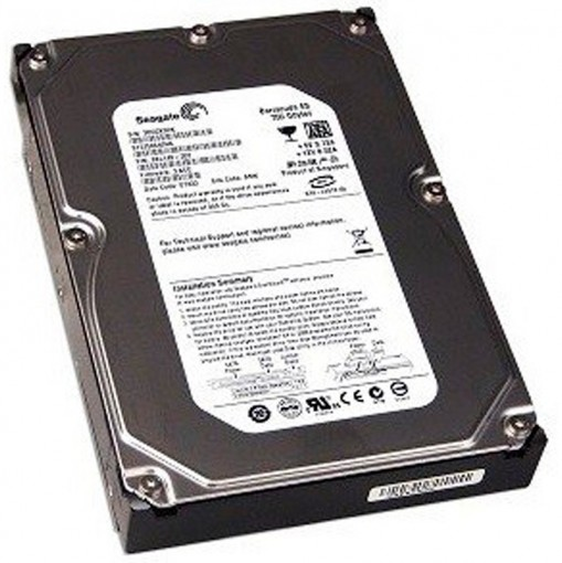 HD Interno 750GB Seagate ST3750640NS Para DVR Stand Alone e Desktop SATA II 3GB/S 7200 RPM
