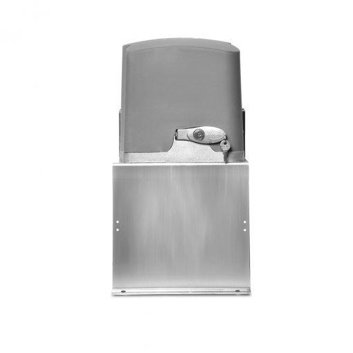 Motor de Portão Eletrônico de Corrente Deslizante PPA DZ Rio 1/3 Portal