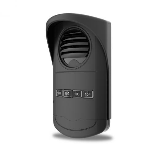Porteiro Eletrônico Coletivo AGL 4 Pontos S300 - Condomínios Residenciais ou Edifícios