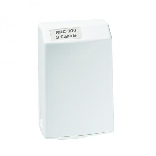 Receptor programável 3 Canais RRC-300 Hopping Code 433MHz - JFL