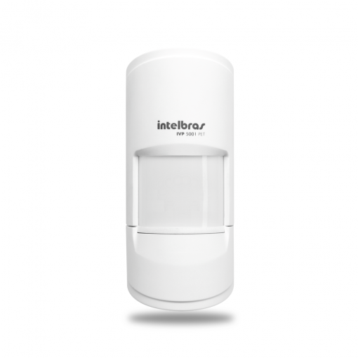 Sensor Infravermelho Passivo Para Alarmes IVP 5001 Pet Intelbras