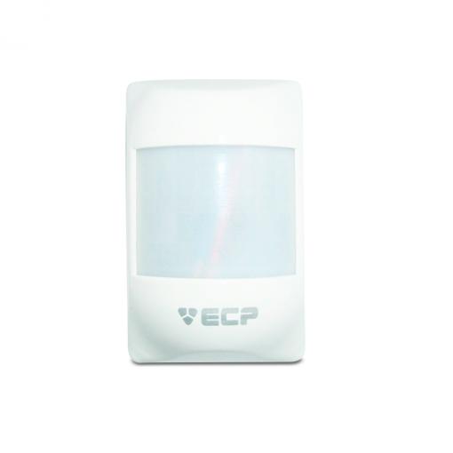 Sensor Infravermelho Passivo IVP Visory LITHIUM - RF ECP sem fio